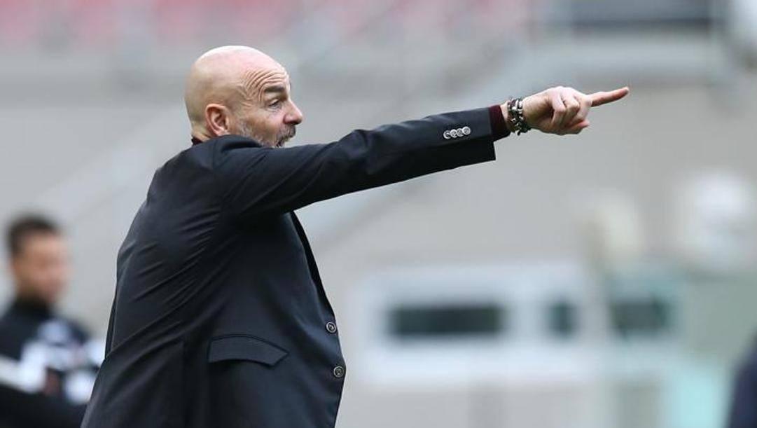 Stefano Pioli, 54 anni. Lapresse